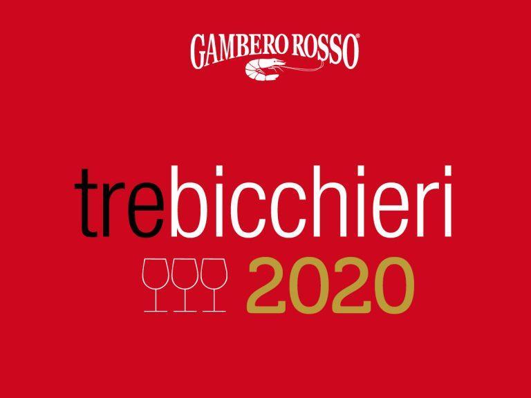 3 Bicchieri Gambero Rosso 2020
