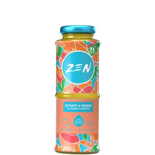 Bevanda con Mango e Pepe Rosa Zen 200 Ml
