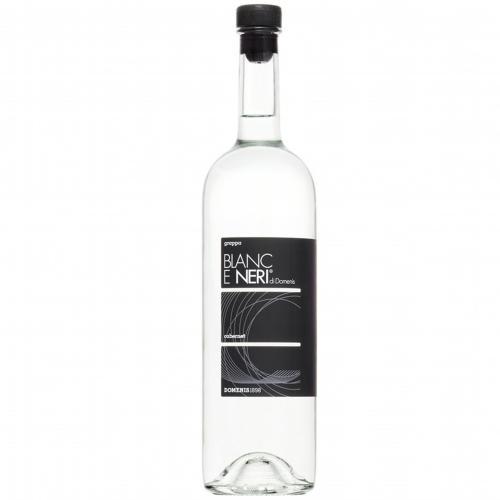 Grappa di Cabernet Blanc e Neri Domenis 70 Cl