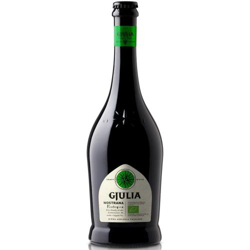 Birra Agricola Friulana Bionda Biologica NOSTRANA Birrificio Gjulia 75 Cl