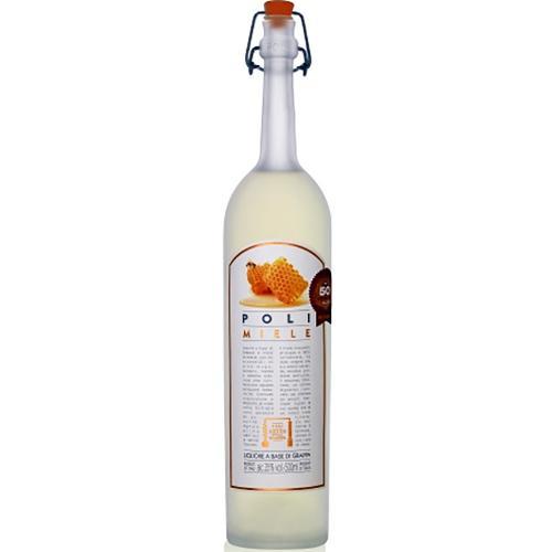 Liquore a base di Grappa e Miele Distillerie Poli 50 Cl