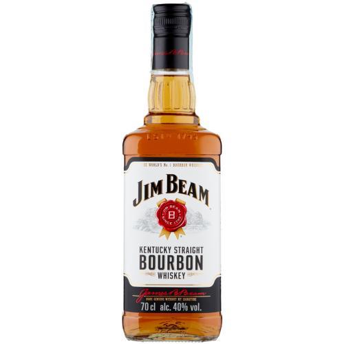 Whiskey Kentucky Straight Jim Beam 70 Cl