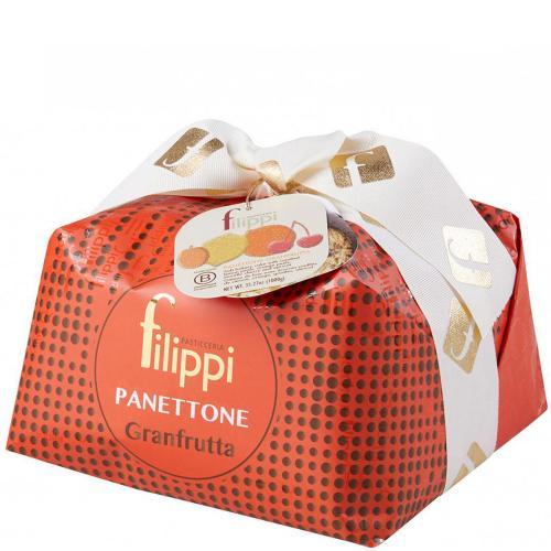 Panettone Gran Frutta Pasticceria Filippi 1 Kg
