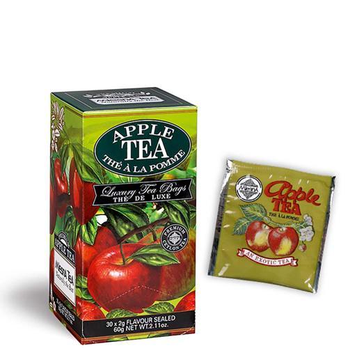 Tè The Apple Premium Ceylon Tea Mlesna Confezione 30 Filtri
