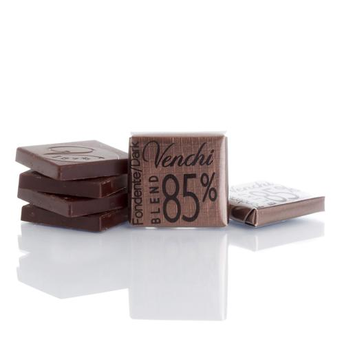 Cioccolatini Blend Puro 85% Venchi Busta 1 Kg