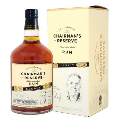 Rum Santa Lucia Chairman's Legacy Santa Lucia Distillers 70 Cl