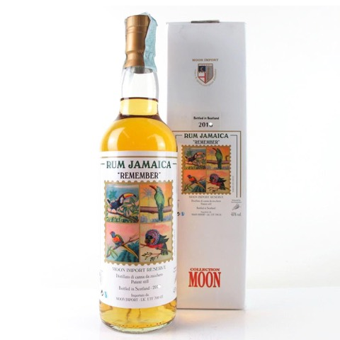 Rum Jamaica Remember Collection Moon Import 70 Cl