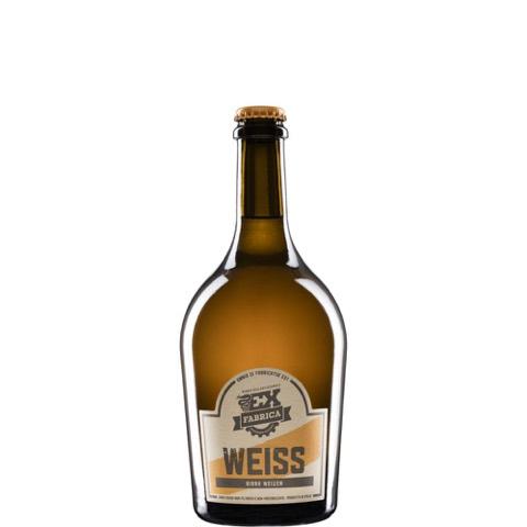 Birra Weizen Weiss Ex Fabrica 75 Cl