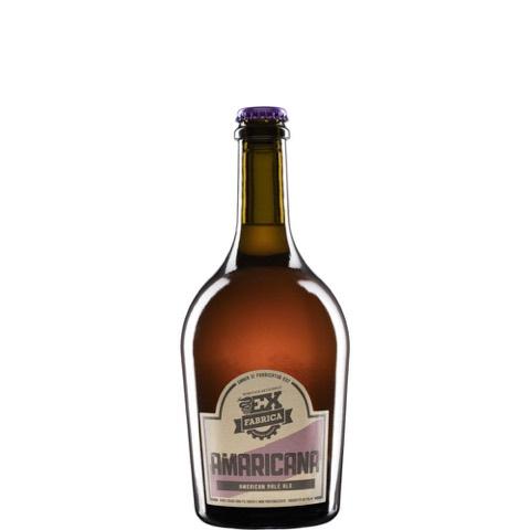 Birra American Pale Ale Americana Ex Fabrica 75 Cl