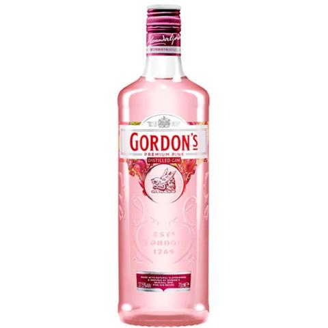 Gin Premium Pink Gordon's 70 Cl