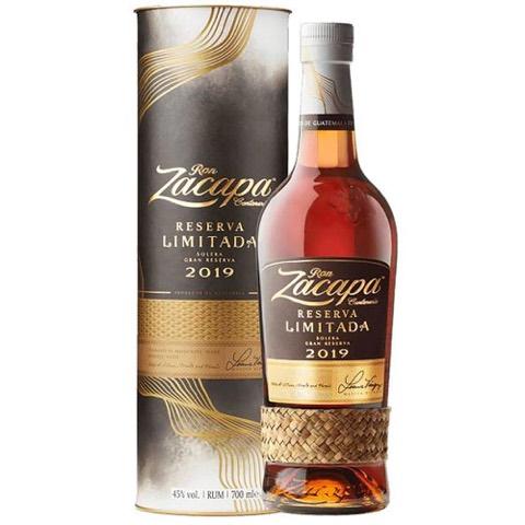 Rum Ron Reserva Limitada 2019 Zacapa 70 Cl in Astuccio