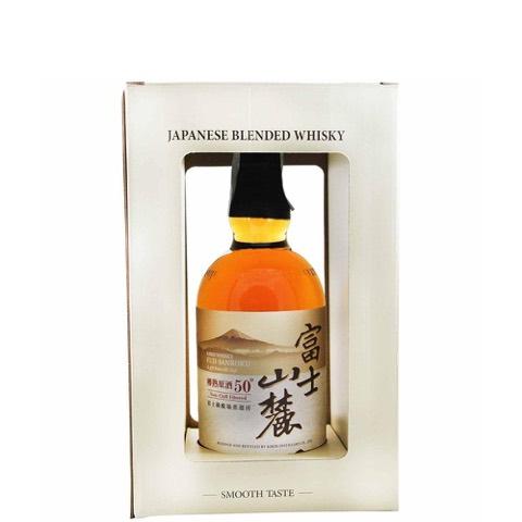 Whiskey Blended Japan Fuji Sanroku Kirin 70 Cl in Astuccio