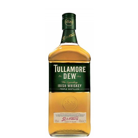 Whiskey Irish Triple Distilled Tullamore Dew 70 Cl