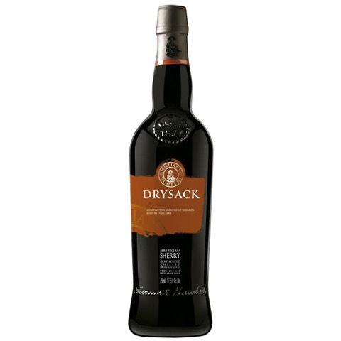 Sherry Drysack Medium Dry William & Humbert 70 Cl