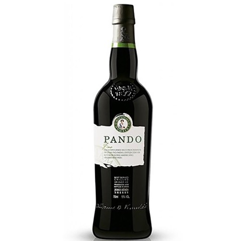 Sherry Pando Fino William & Humbert 70 Cl