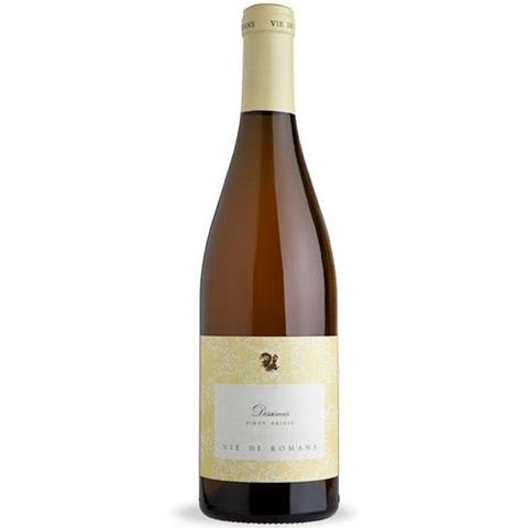Friuli Isonzo Rive Alte Pinot Grigio Dessimis Vie di Romans 2017