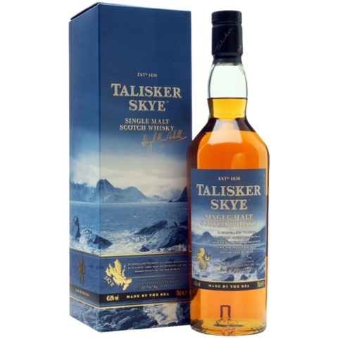 Whisky Scotch Single Malt Skye Talisker 70 Cl