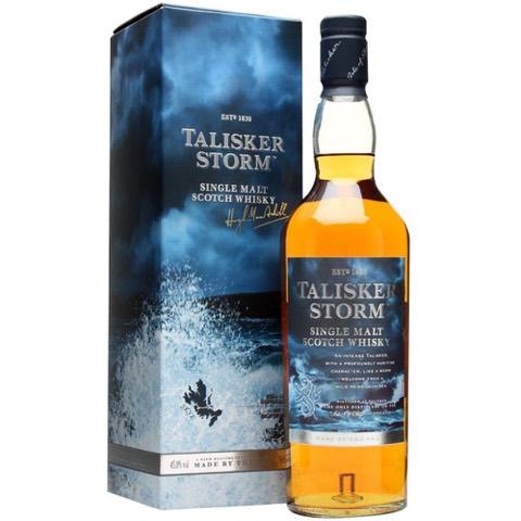 Whisky Scotch Skye Single Malt Storm Talisker Storm 70 Ml