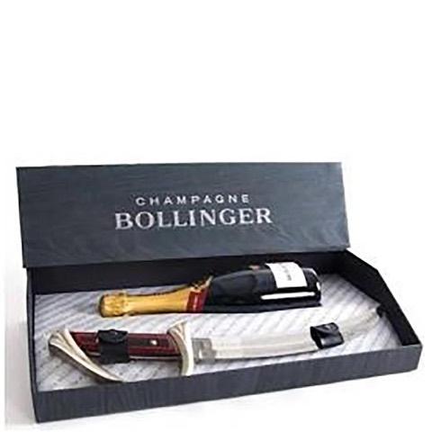 Confezione Sciabolly (Champagne + Sciabola) Special Cuvee Bollinger