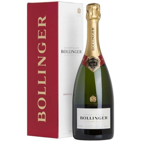 Champagne Brut Special Cuvee Bollinger in Astuccio