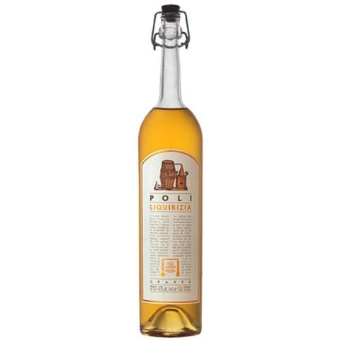 Grappa alla Liquirizia Distillerie Poli 50 Cl