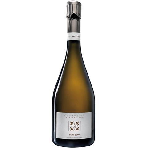 Champagne Brut Zero Miniere F & R 70 Cl in Astuccio