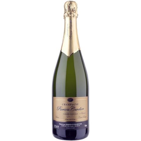 Champagne Brut Cuvee Prestige Grand Cru Pierson Cuvelier