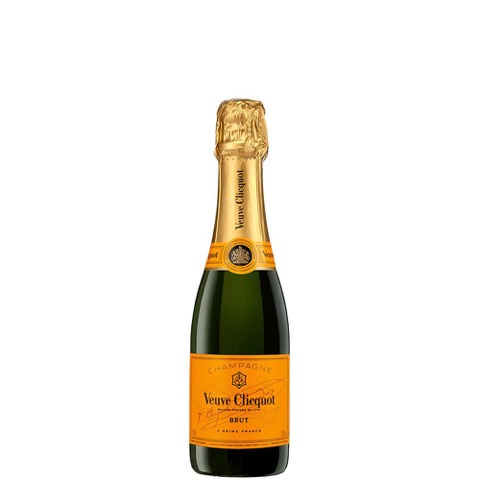 Champagne Brut Veuve Clicquot Ponsardin 375 Ml