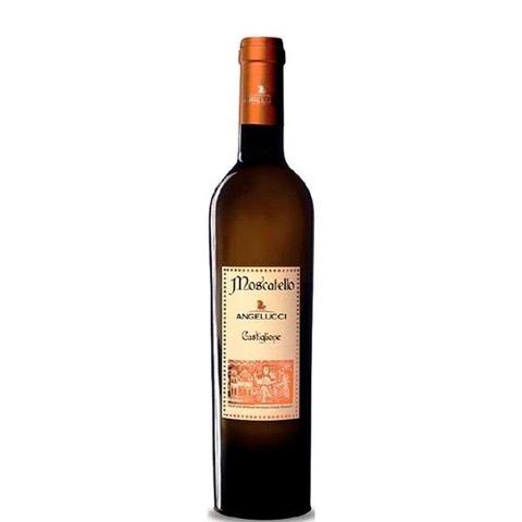 Moscatello di Castiglione Passito Angelucci 2013 50 Cl