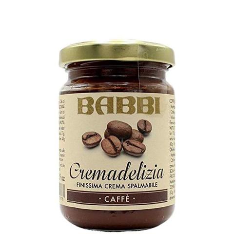 Crema Spalmabile FInissima al Caffè Babbi 300 Gr