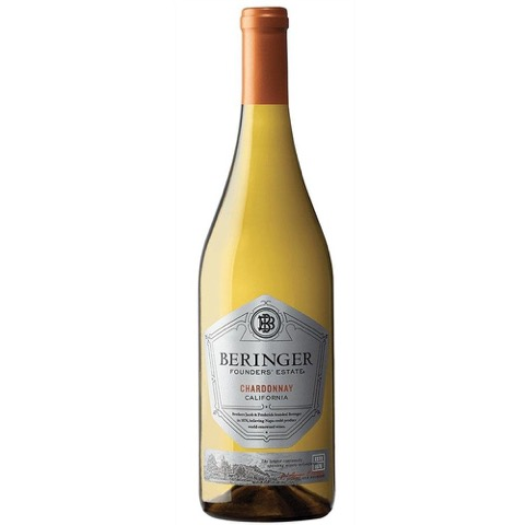 Chardonnay California Founders Estate Beringer 2016