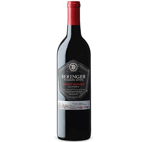 Cabernet Sauvignon California Founders Estate Beringer 2015
