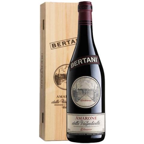 Amarone della Valpolicella Classico Bertani 2010 Magnum in Cassa Legno Singola
