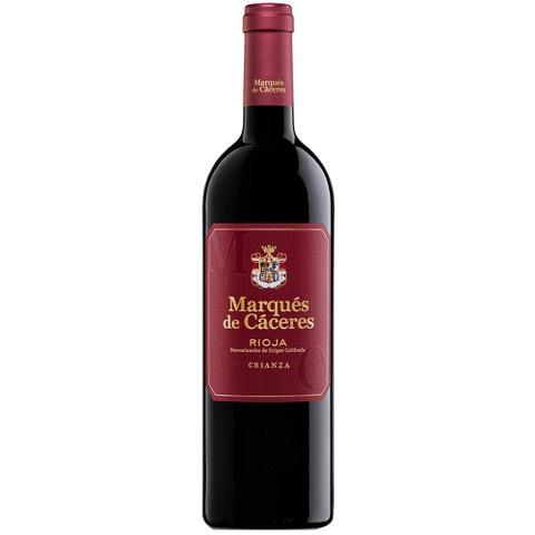 Rioja Crianza Rosso Vendimia Seleccionada Bodega Marques de Caceres 2015