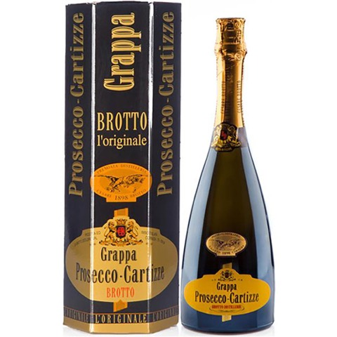 Grappa Prosecco Cartizze Brotto 70 Cl
