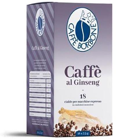 Cialda Caffè al Ginseng Borbone Confezione 18 pz
