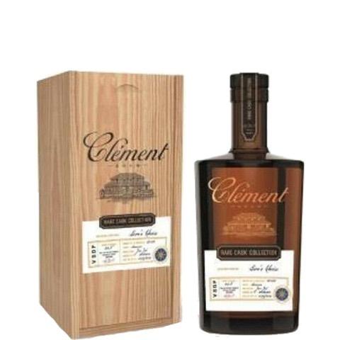 Rum Rhum Vieux Agricole Martinique VSOP Rare Cask Collection Sassicaia 43,8° Old Clement 50 Cl in Cassa Legno