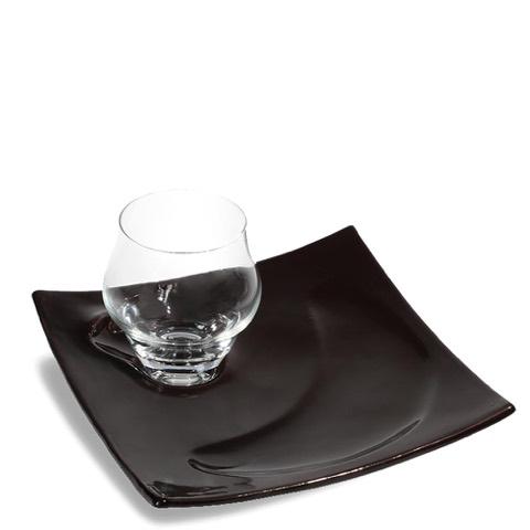 Set Joiero Piatto + Bicchiere da Rum Cubaney