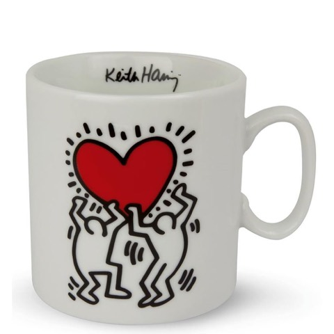 Mug Keith Haring Two Dancer Egan