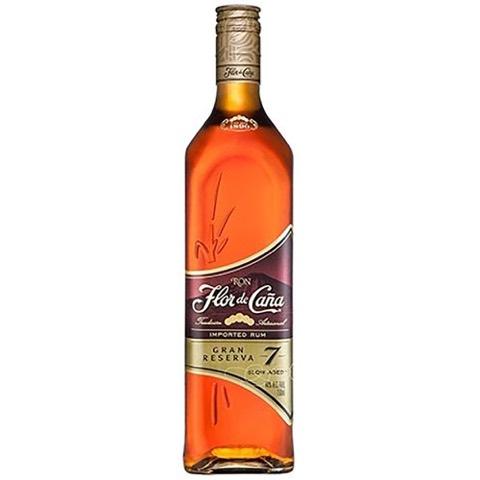 Rum Reserva 7 Years Flor de Cana 70 Cl