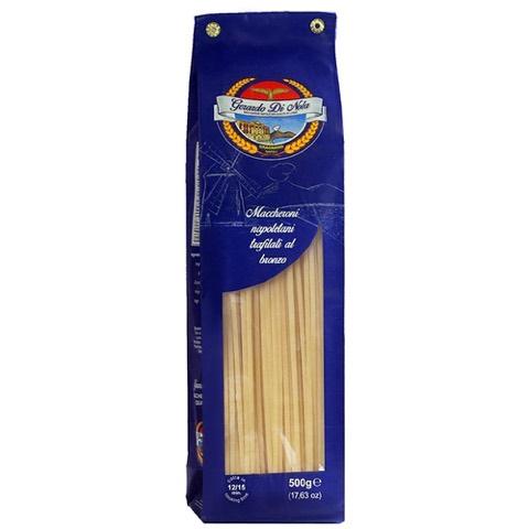 Spaghettoni Trafilati al Bronzo Gerardo Di Nola Gr 500