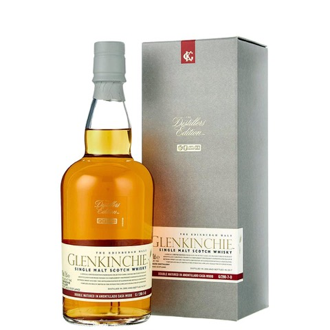 Whisky Single Malt Scotch The Distiller Edition 2018 Glenkinchie 70 Cl