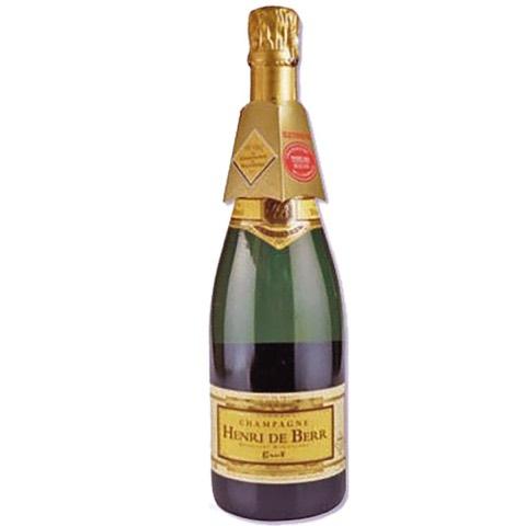 Champagne Brut Henri De Berr