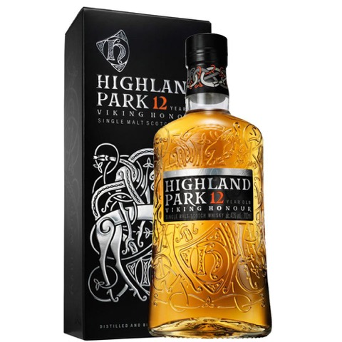 Whisky 12 Years Highland Park 70 Cl