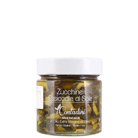Zucchine Essicate al Sole I Contadini 230 Gr.
