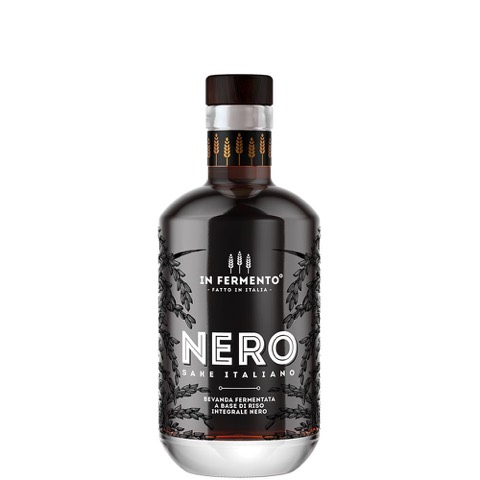 Sake Italiano di Riso Nero Integrale In Fermento 50 Cl
