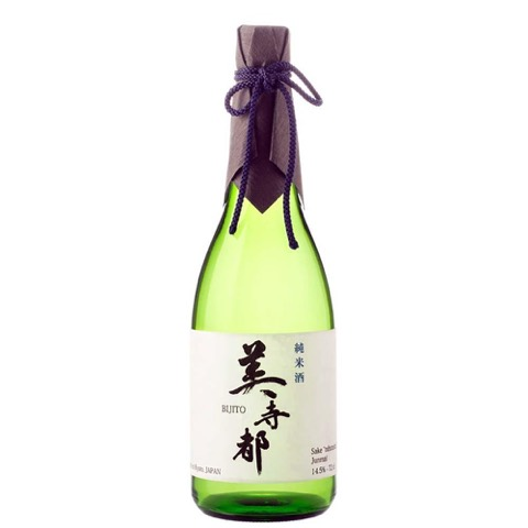 Sake Nihonshu Junmai Bijito Kizakura 72 Cl