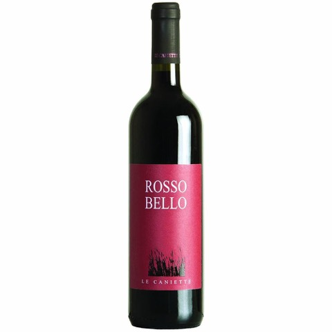 Rosso Piceno Rossobello Le Caniette 2018