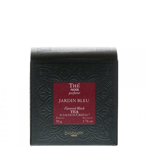 Tè Nero Aromatizzato Jardin Bleu Dammann Freres Confezione 25 Sacchetti