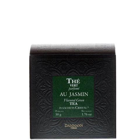 Tè Verde al Gelsomino Bali Dammann Freres Confezione 25 Sacchetti